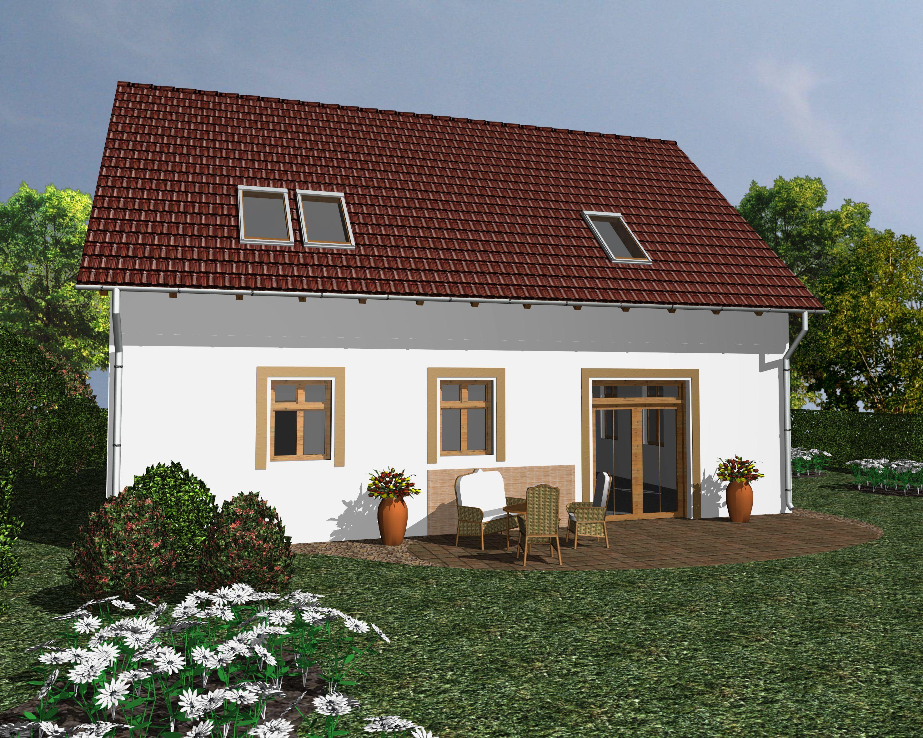 Dřevostavba dům 3