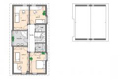 Dřevostavba dům 1